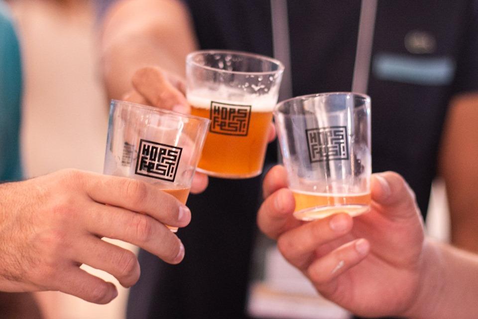 5º Hops Fest contará com cervejas das 10 mais conceituadas cervejarias artesanais do país