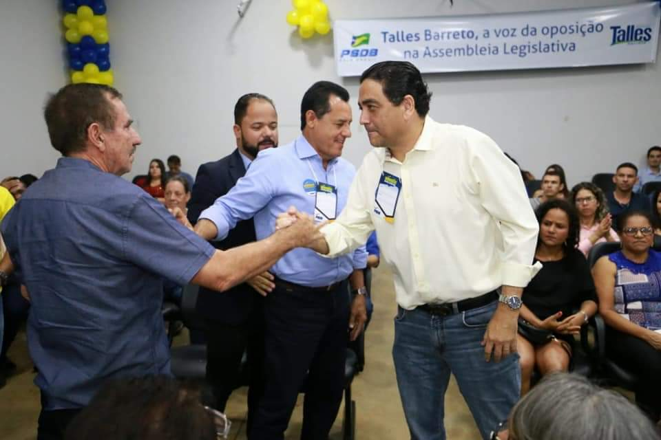Aparecida de Goi�nia: PSDB quer indicar o vice de Gustavo Mendanha na elei��o de 2020