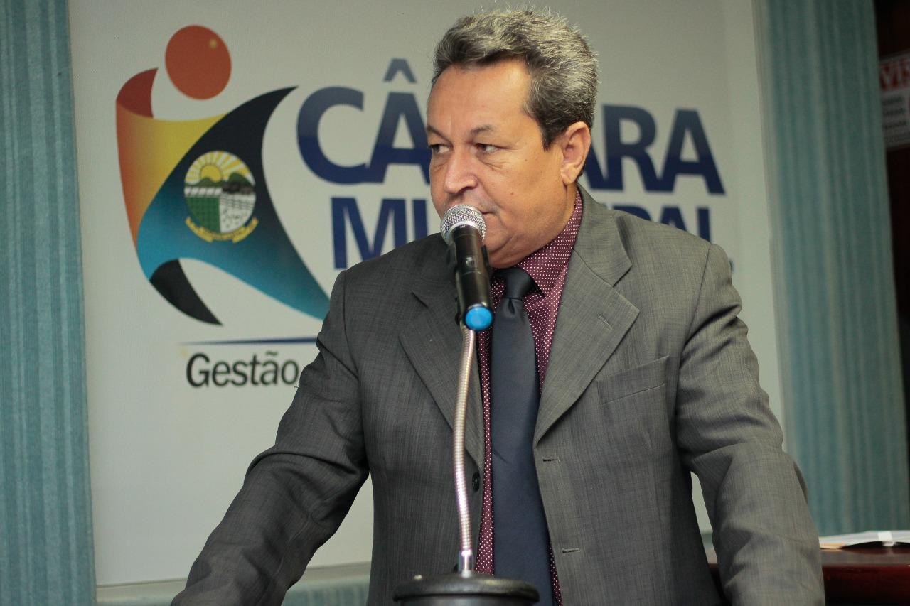 Presidente da C�mara Municipal de Senador Canedo elogia postura de Caiado frente � Covid-19