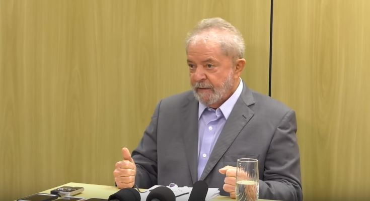 MPF diz que Lula tem direito ao regime semiaberto