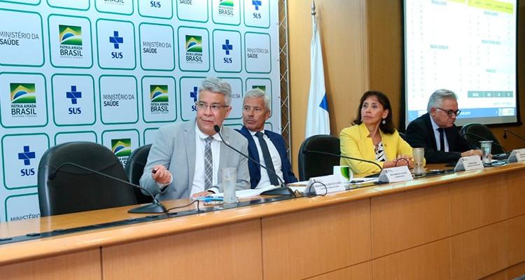 Coronavírus: sobe para 182 o número de casos suspeitos no Brasil; em Goiás, são 5