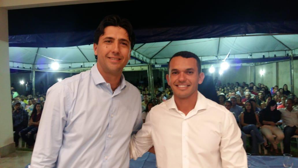 Paulinho lança pré-candidatura de Fernando Nazaré a prefe...