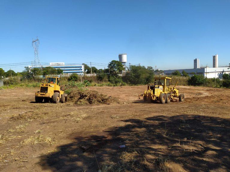 Prefeitura de Goiânia inicia obras do viaduto sobre a BR-153