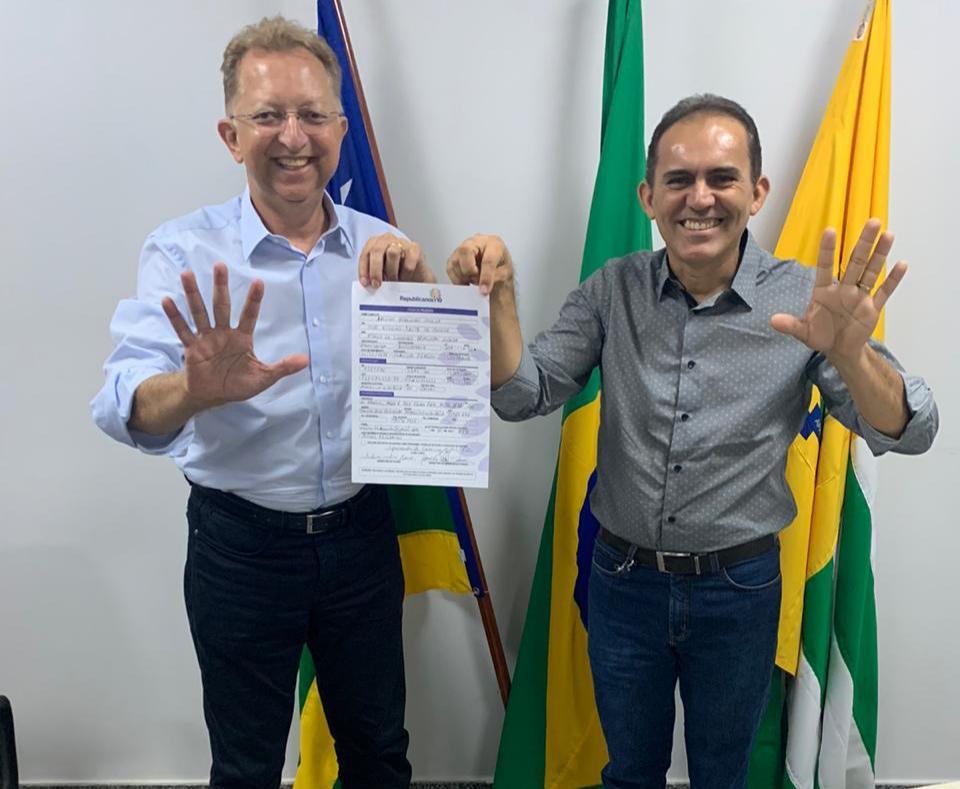 Avelino Marinho deixa SMTA para candidatar-se a vereador pelo Republicanos