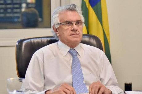 Ronaldo Caiado pretende atingir �ndice de 55% de isolamento com quarentena intermitente