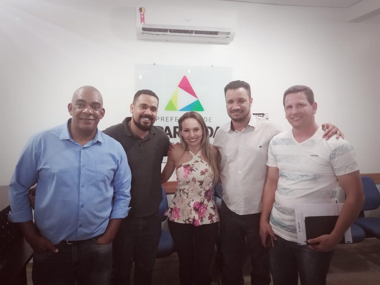 Reuni�o entre pr�-candidatos � C�mara de Aparecida movimenta redes sociais