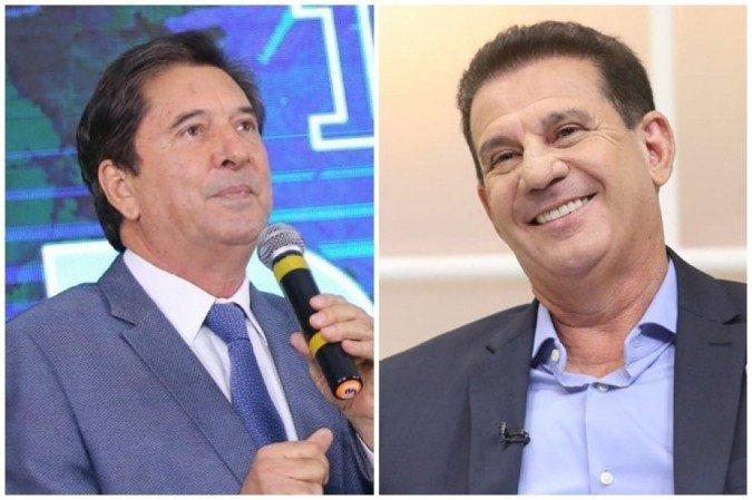 Com 23,21% dos votos apurados, Maguito tem 50,68% dos votos; Vanderlan, 49,32%