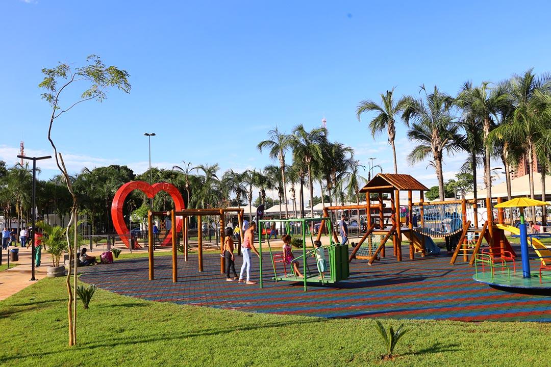 Guarda Civil aumenta fiscalização em parques e praças de Goiânia