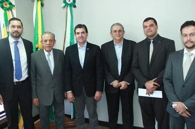 Prefeito de Ribeir�o Preto vem a Goi�nia conhecer modelo de gest�o fiscal
