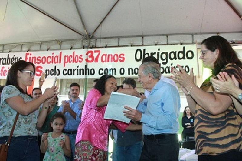 Força Tarefa da Prefeitura leva obras e serviços à Vila Finsocial