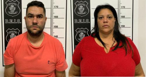 Casal é preso em agência bancária ao tentar sacar R$ 159,5 mil