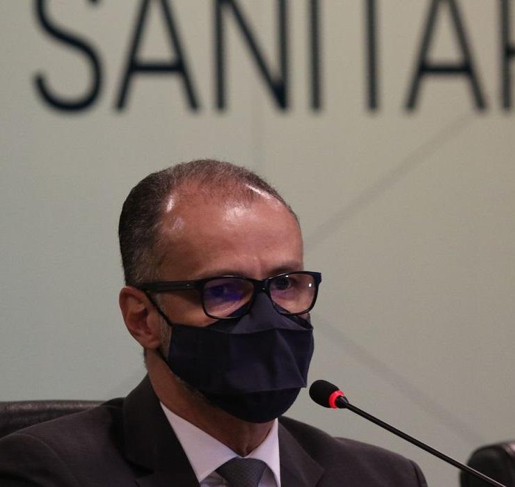 Presidente da Anvisa: vencer a covid-19 exige mudan�a de comportamento