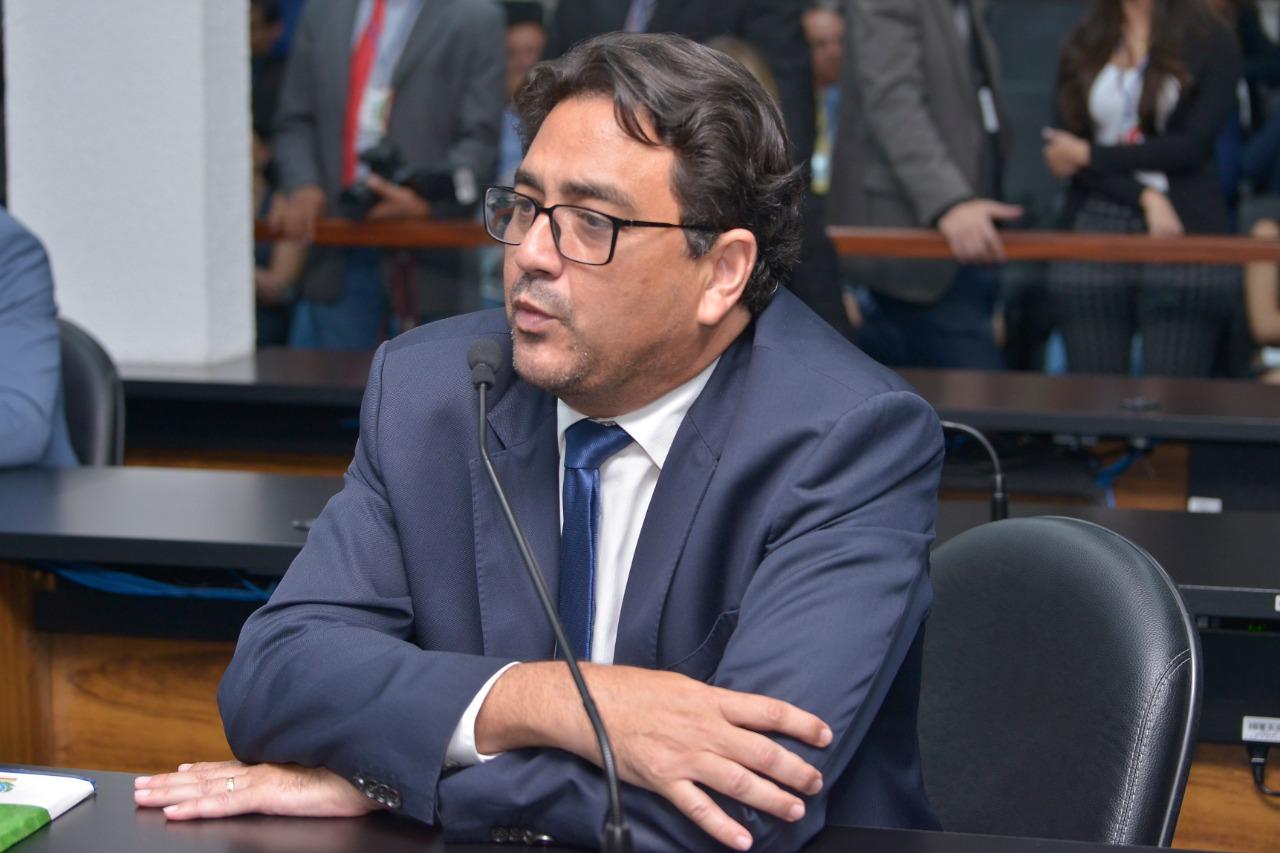 Governo apressa tramita��o do pedido para Goi�s aderir ao Regime de Recupera��o fiscal