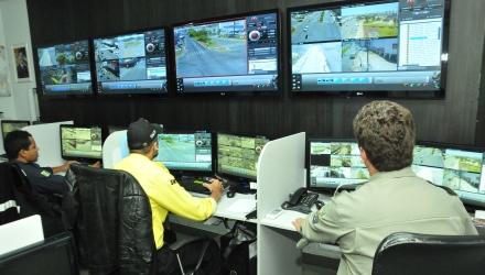 Mais 600 câmeras vão monitorar as ruas de Aparecida de Goiânia