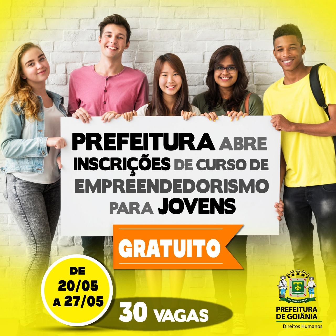 Prefeitura abre inscri��es para cursos gratuitos sobre empreendedorismo para jovens