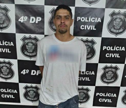 Suspeito de furto de veículos é preso pela quarta vez em 1 ano em Aparecida de Goiânia