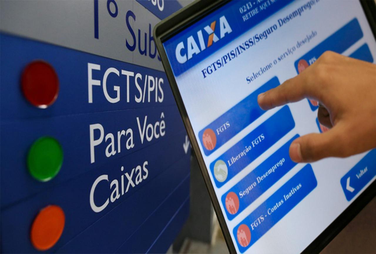 Caixa antecipa calendário de saques do FGTS