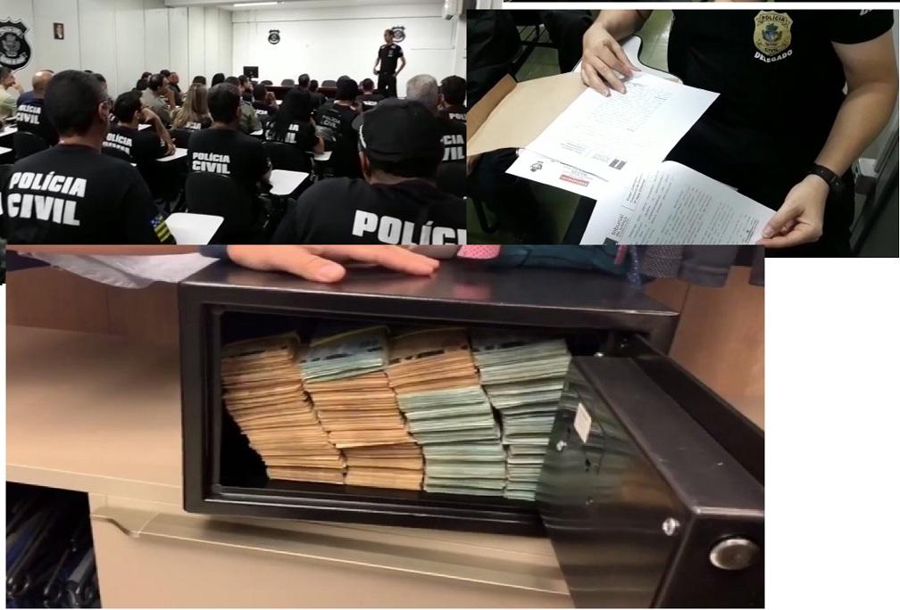 Polícia investiga venda de diplomas em faculdades e cursinhos