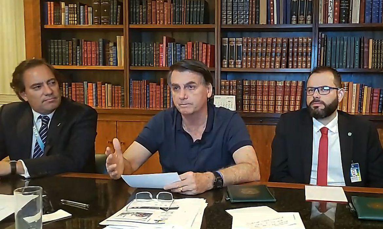Jair Bolsonaro diz que aux�lio emergencial dever� ter quarta parcela
