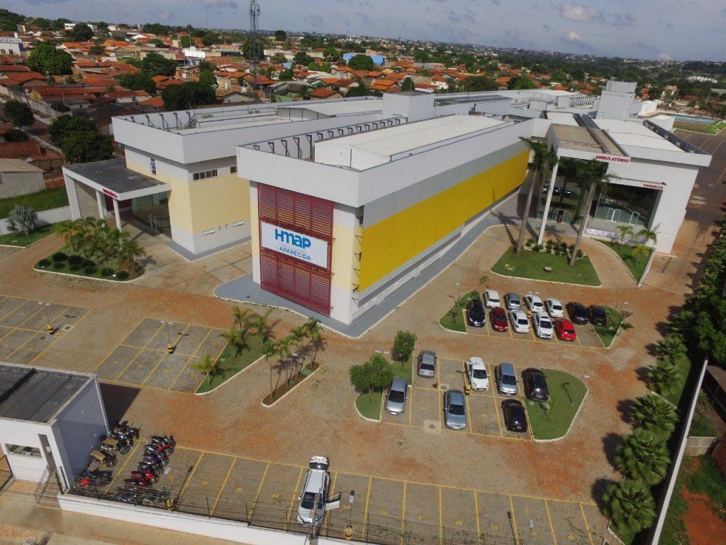 Hospital Municipal de Aparecida supera as metas de internações em pediatria