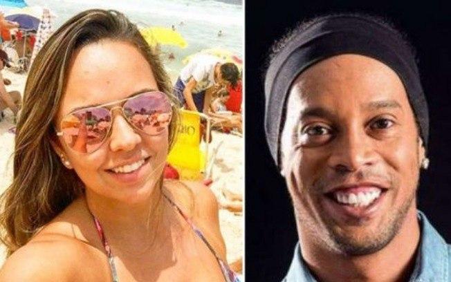 Ex-mulher abre processo milion�rio contra Ronaldinho Ga�cho